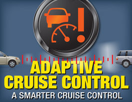 Adaptive Cruise Control Infographic