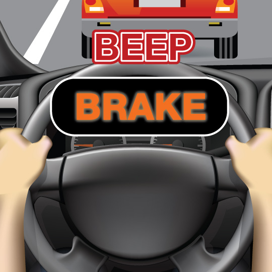 Automatic Braking Step 2