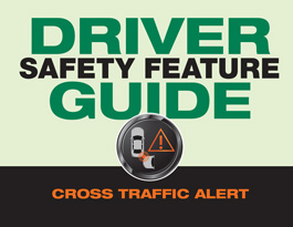 Rear Cross Traffic Alert Quick Guide