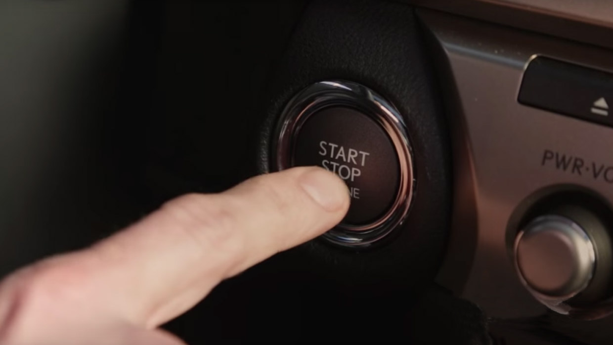 Push Button Start Feature: My Car Does What