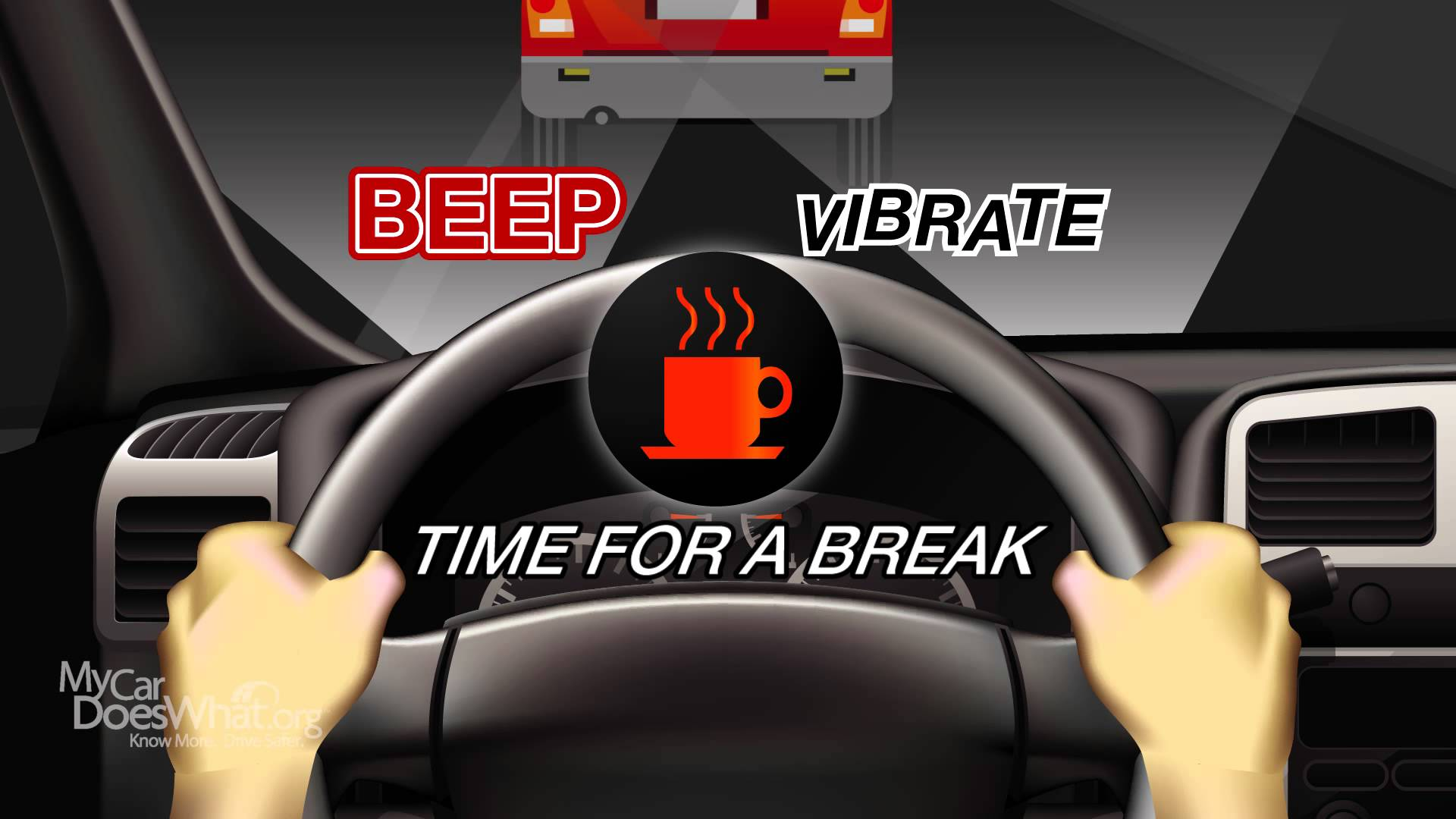 Drowsiness Alert Quick Guide My Car Does What