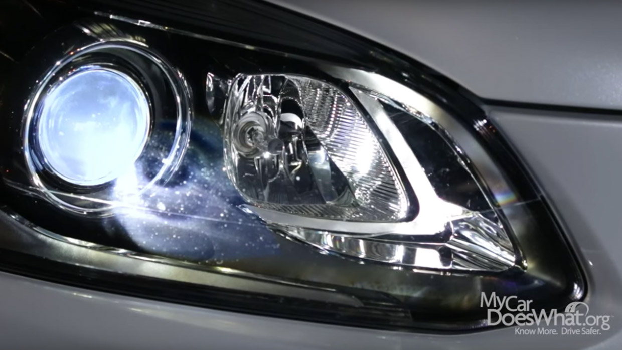 Adaptive Headlights With Rick And Scout My Car Does What