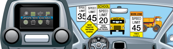 High Speed Alert Feature: My Car Does What