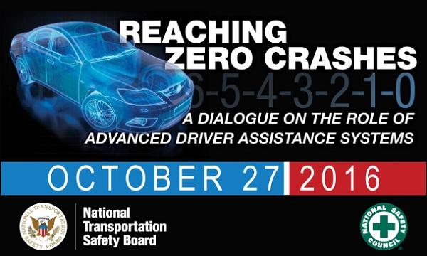 NTSB-NSC TechPanel Zero Crashes