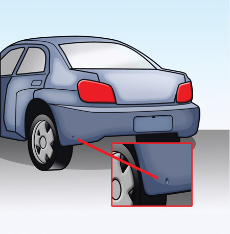 Rear Cross Traffic Alert - My Car Does What